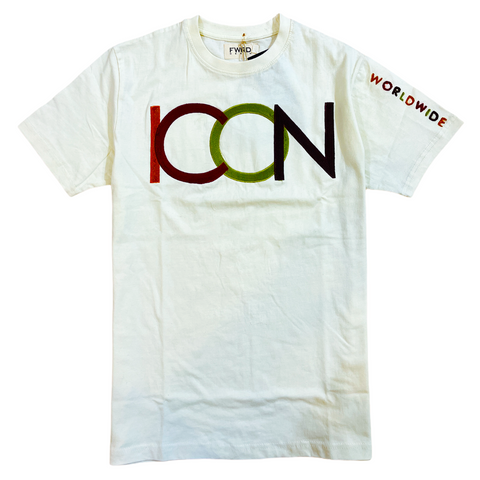 FWRD 'ICON' T-Shirt (Natural)