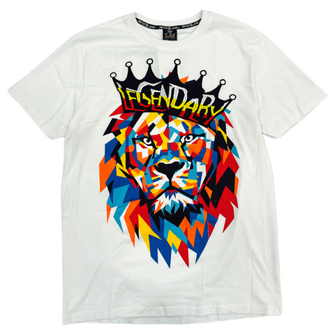 Switch 'Legendary Lion' T-Shirt (White)
