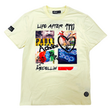 Offbeat 'Medellin' T-Shirt (Natural)