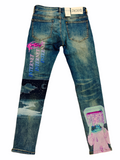 Sugarhill 'Anxiety' Denim (Stone Wash)