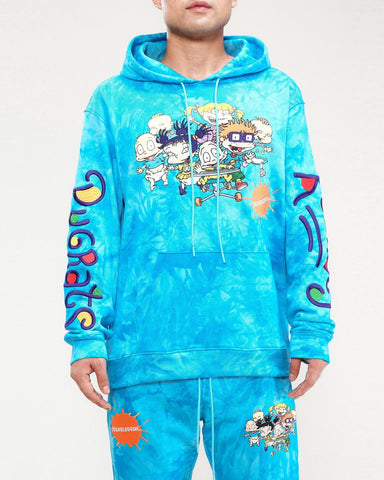 FreezeMax Rugrats Tie Dye Hoody - Fresh N Fitted