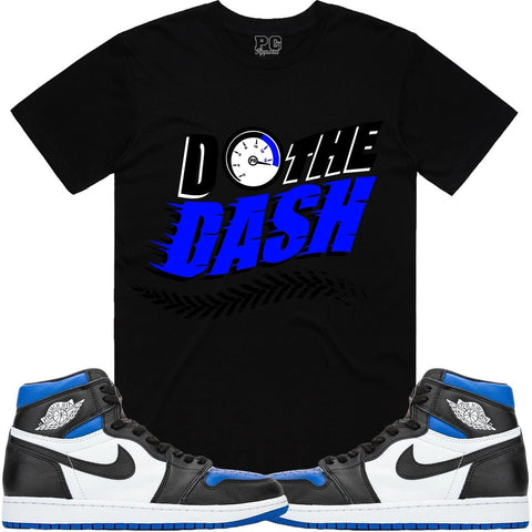 PG Apparel DO THE DASH Tee - Black - Fresh N Fitted