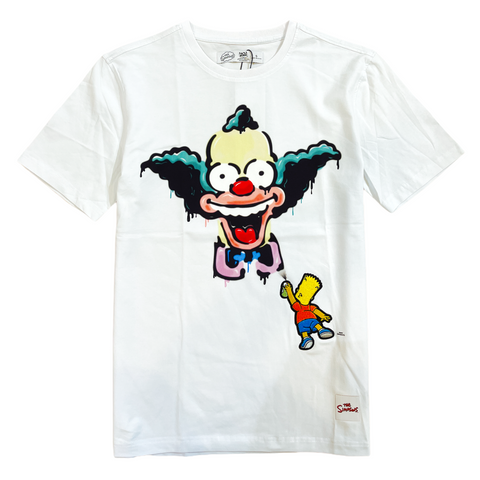 Freeze Max 'Graffiti' T-Shirt (White)