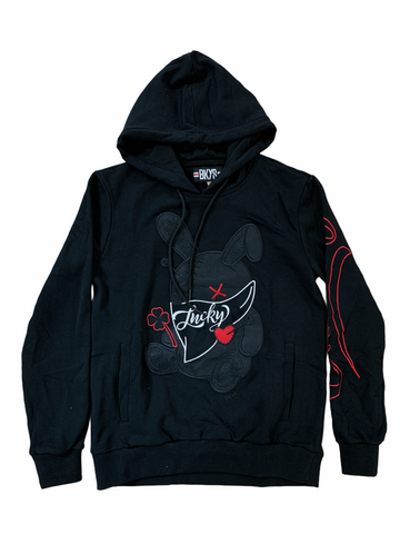 BKYS 'Lucky Charm' Hoodie (Black)