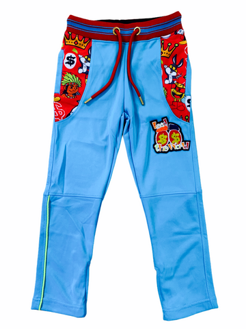 Elite Denim Kids 'Lead The World' Track Pants