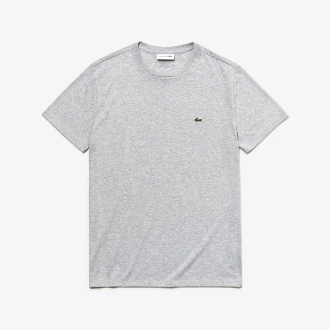 Lacoste Men's Crew Neck Pima Cotton T-Shirt - Fresh N Fitted