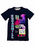 Sugarhill 'Anxiety' T-Shirt (Black)