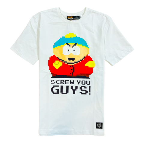 Freeze Max 'Cartman' T-Shirt (White)