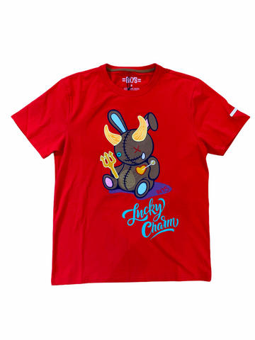 BKYS 'Evil Lucky Charm' T-Shirt (Red)