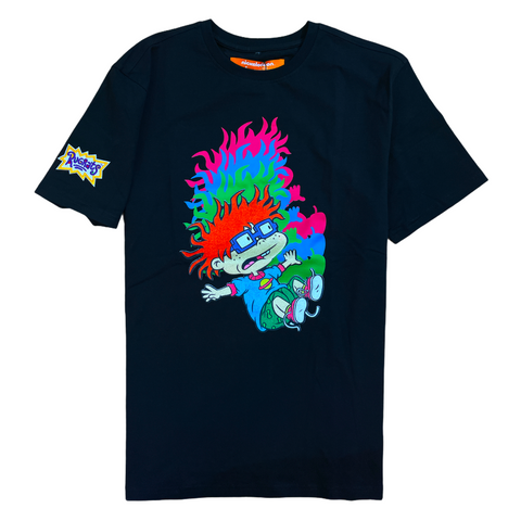Freeze Max 'Falling Chuckie' T-Shirt (Black)