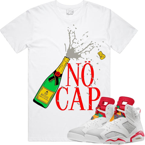 PG Apparel No Cap Tee - White - Fresh N Fitted