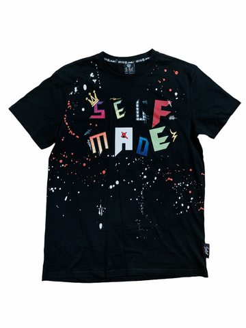 Switch 'Self Made' T-Shirt (Black)