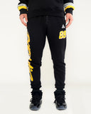 Black Pyramid In Miami Joggers - Fresh N Fitted
