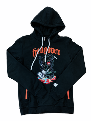 Fifth Loop 'Hangover' Hoodie (Black)