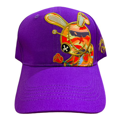 BKYS 'Lucky Charm' Dad Hat (Purple)