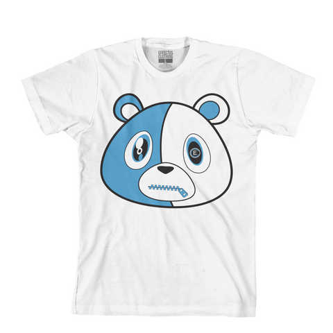 Effectus 'E Bear' T-Shirt (White/Legend Blue)