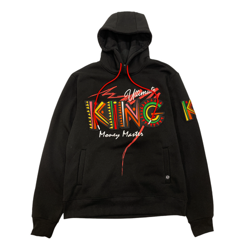 Switch 'Ultimate King' Hoodie (Black)