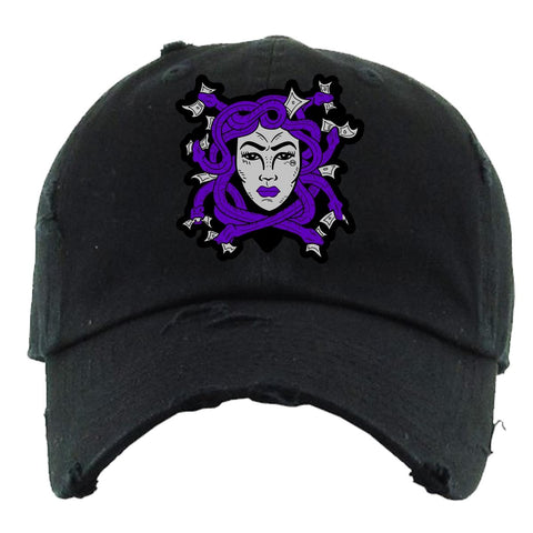 PG Apparel Medusa Dad Hat - Black - Fresh N Fitted
