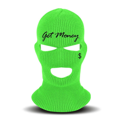 Hasta Muerte Get Money Ski Mask - Fresh N Fitted