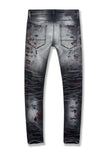 Sean - Reign Denim (Industrial Black)