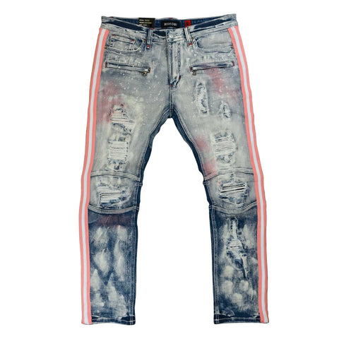 Makobi Majorca Denim (Light Wash)