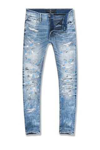 Sean - Apocalypse Denim (Aged Wash)