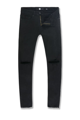 Sean - Portland Denim (Jet Black)