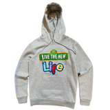 Camp 'Live The New Life' Hoodie (Grey)