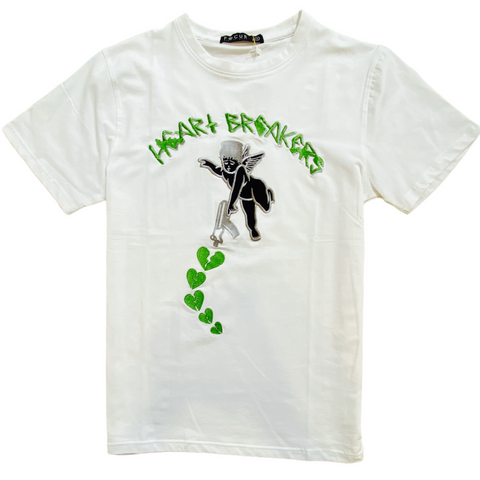 Focus 'Heart Breakers' T-Shirt (White)