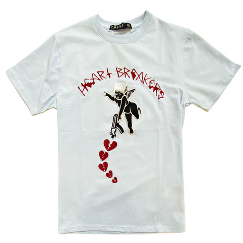 Focus 'Heart Breakers' T-Shirt (Lt. Blue)