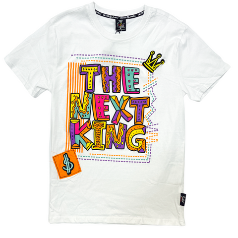 SWITCH THE NEXT KING WHITE TEE