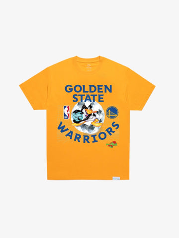 Diamond Supply Co Golden State Daffy Tee (Yellow)