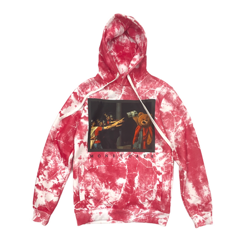 Rebel Minds 'Money Oath' Hoodie (Red)