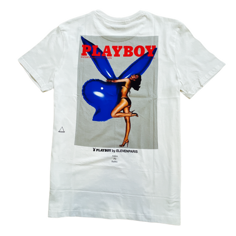 elevenparis x Playboy T-Shirt (White)