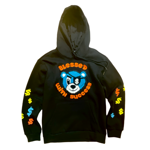 Camp 'Blessed With Success' Hoodie (Black)