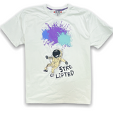 BKYS Stay Lifted Tee in White
