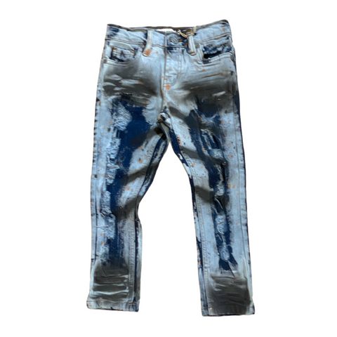 FWRD Kids Distressed Denim (Blue/Coal)