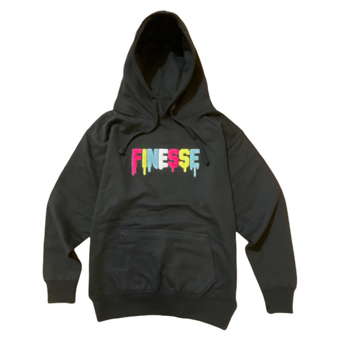 3Forty Inc. Finesse Hoodie (Black)