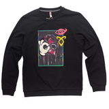 Fifth Loop 'Ancient' Crewneck (Black)