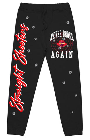 NBA STRAIGHT SHOOTERS JOGGERS - Fresh N Fitted