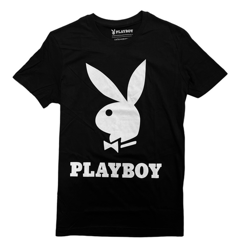 elevenparis x Playboy Logo T-Shirt (Black)
