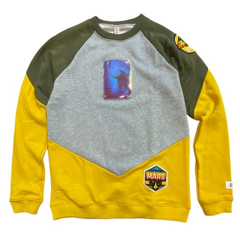Fifth Loop 'Mars' Crewneck (Heather Grey)