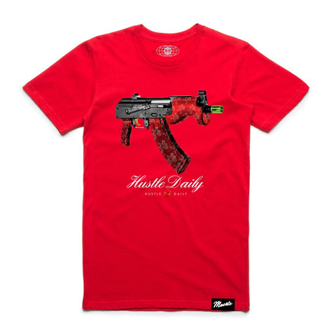Hasta Muerte 'Married Draco' T-Shirt (Red)
