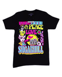 Sugarhill 'Hippie' T-Shirt (Black)