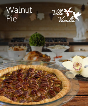 Walnut Pie Recipe