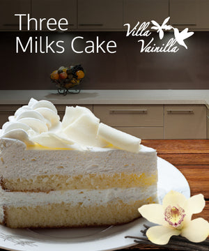 Three Milks Cake