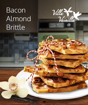 Bacon Almond Brittle