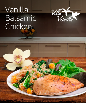Vanilla Balsamic Chicken