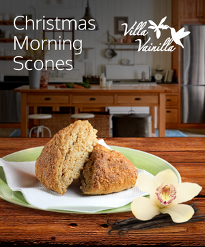 Christmas Morning Scones