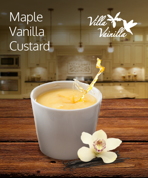 Mapple Vanilla Custard